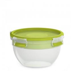 Clip & Go, Contenitore per insalata 2.6 l - Emsa