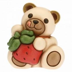 Teddy con fragola - Thun