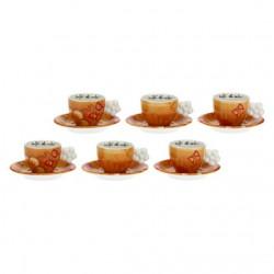 Confezione 6 tazzine espresso Savana - Thun