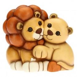 Coppia leone Lionel e leonessa - Thun