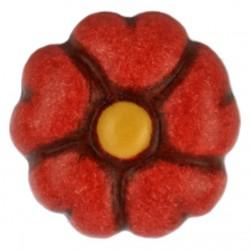 Orecchino Basic primula rossa - Thun