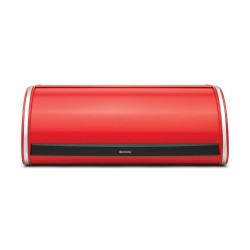 Roll Top Bread Bin, Passion Red - Brabantia