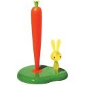 Bunny & Carrot, Portarotolo da cucina - Alessi