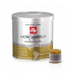Capsule iperespresso caffè monoarabica Colombia - Illy