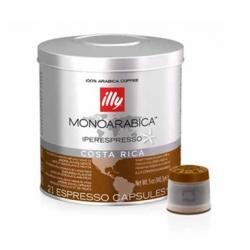 Capsule iperespresso caffè monoarabica Costa Rica - Illy