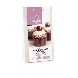 Miscela per cupcakes al cacao - Cuoredi