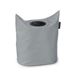 Laundry Bag Oval 50L, Grey - Brabantia