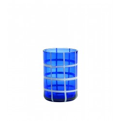 Twiddle, Bicchiere blu - Zafferano