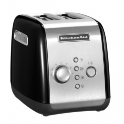 Tostapane KitchenAid P2, Nero 2 scomparti