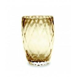 Losanghe, Bicchiere ambra - Zafferano