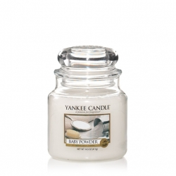 Baby Powder Giara Media - Yankee Candle