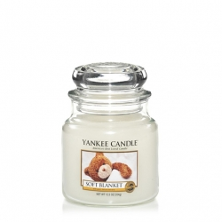 Soft Blanket Giara Media - Yankee Candle