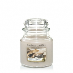 Beach Wood Giara Media - Yankee Candle