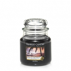 Black Coconut Giara Media - Yankee Candle