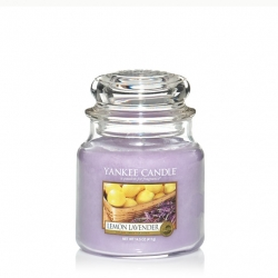 Lemon Lavender Giara Media - Yankee Candle
