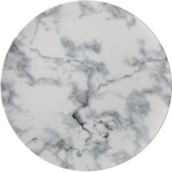 Marmory Piatto piano white 27cm - Villeroy & Boch