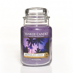 Midnight Oasis Giara Grande - Yankee Candle