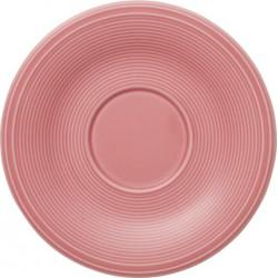 Color Loop Rose Piattino tazza caffe 15,5cm - Villeroy & Boch