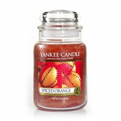 Spiced Orange Giara Grande - Yankee Candle