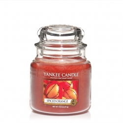 Spiced Orange Giara Media - Yankee Candle