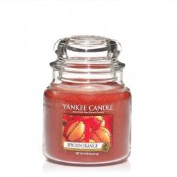 Spiced Orange Giara Media - Yankee Candle