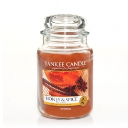 Honey & Spice Giara Grande - Yankee Candle