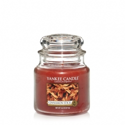 Cinnamon Stick Giara Media - Yankee Candle