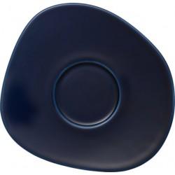Organic Dark Blue Piattino tazza caffe 17,5cm - Villeroy & Boch
