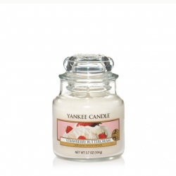 Strawberry Buttercream Giara Piccola - Yankee Candle