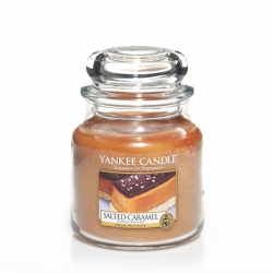 Salted Caramel Giara Media - Yankee Candle