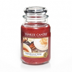 Vanilla Chai Giara Grande - Yankee Candle