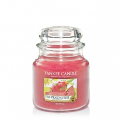 Pink Dragonfruit Giara Media - Yankee Candle