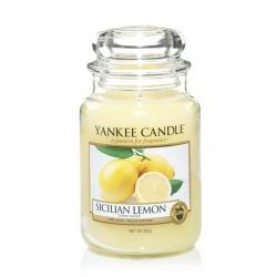 Sicilian Lemon Giara Grande - Yankee Candle