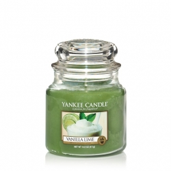 Vanilla Lime Giara Media - Yankee Candle