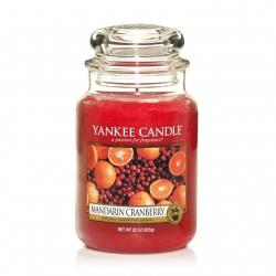 Mandarin Cranberry Giara Grande - Yankee Candle