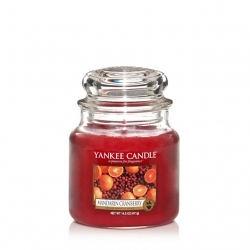 Mandarin Cranberry Giara Media - Yankee Candle