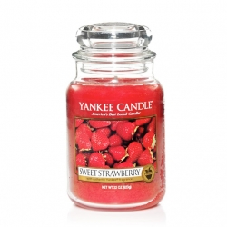 Sweet Strawberry Giara Grande - Yankee Candle