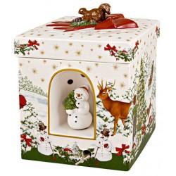 Christmas Toys Pacchetto regalo grande quadrato albero - Villeroy & Boch