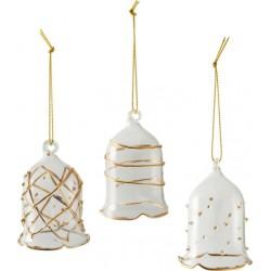 Winter Collag Accessoires Campana in vetro oro 3 - Villeroy & Boch