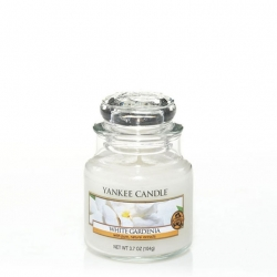 White Gardenia Giara Piccola - Yankee Candle