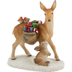 Winter Collag Accessoires Cervo con regali - Villeroy & Boch