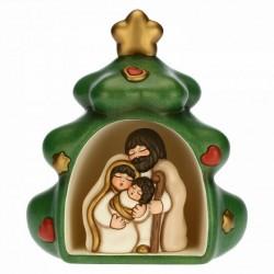 Albero di Natale con mini Presepe - Thun