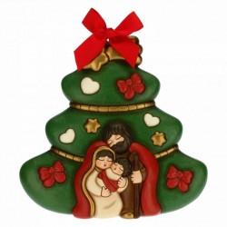 Formella albero di Natale - Thun