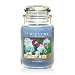 Garden Sweet Pea Giara Grande - Yankee Candle