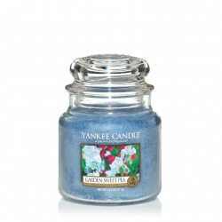 Garden Sweet Pea Giara Media - Yankee Candle