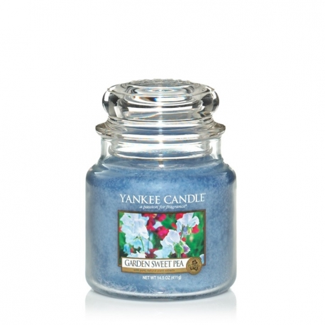 Garden Sweet Pea Giara Media - Yankee Candle