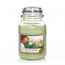 A Child's Wish Giara Grande - Yankee Candle