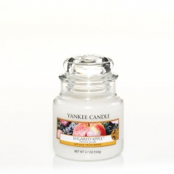 Sugared Apple Giara Piccola - Yankee Candle