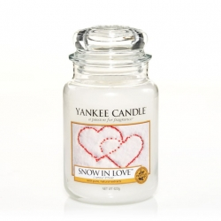 Snow In Love Giara Grande - Yankee Candle