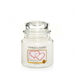 Snow In Love Giara Media - Yankee Candle
